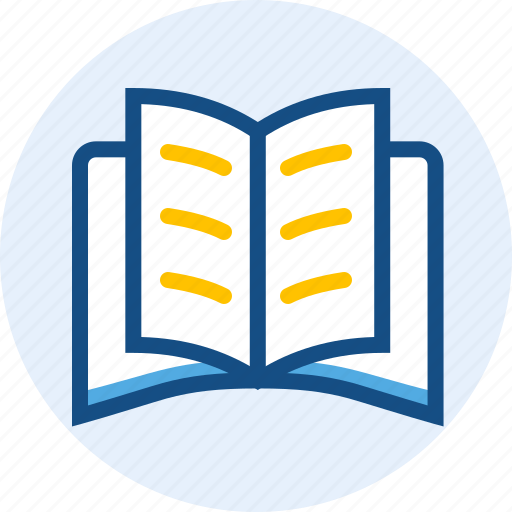 book, education, paper, task icon