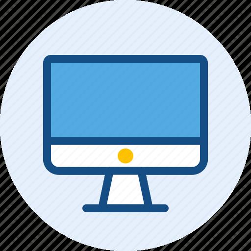 computer, education, mac, monitor icon