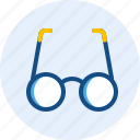 eye, eyeglasses, glass, glasses icon