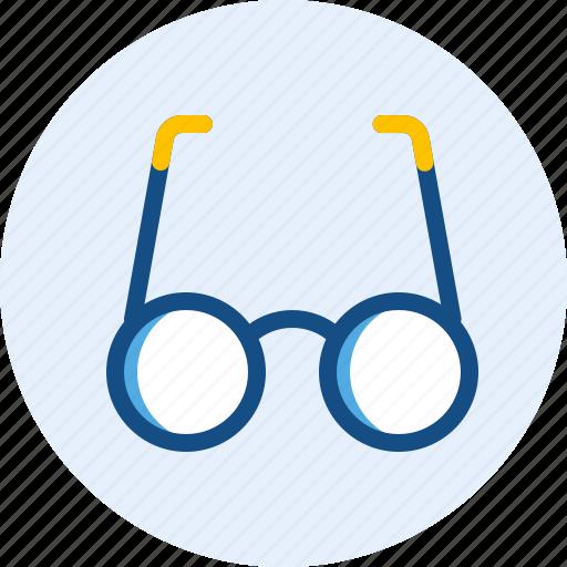 eye, eyeglasses, glass, glasses icon