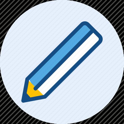education, pen, pencil, write icon