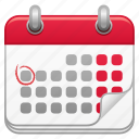 appointment, calendar, calendar date, calendar page, deadline, schedule icon