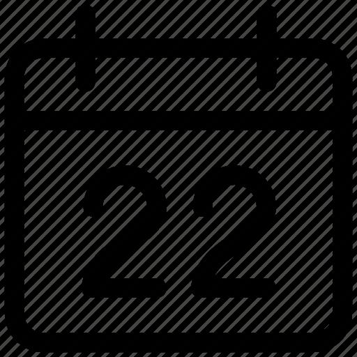 calander, date, day, event icon icon