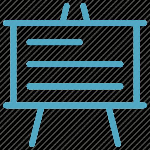 blackboard, board, education, internet, learn, learning, marketing, meeting, office, school, strategy, student, study, training icon icon