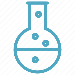 chemical, flask, science icon icon