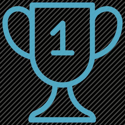 achievement, award, education, trophy icon icon