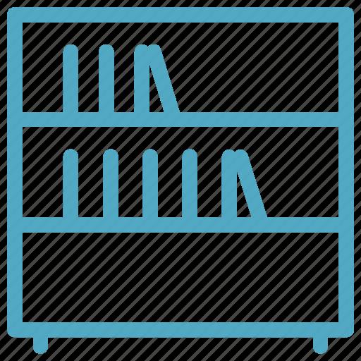books, knowledge, library icon icon