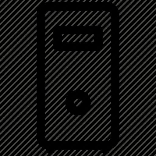 computer, pc, uc icon icon