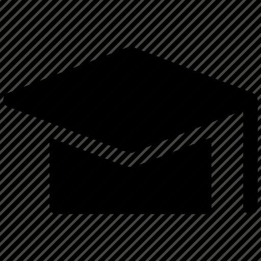 cap, college, graducation icon icon