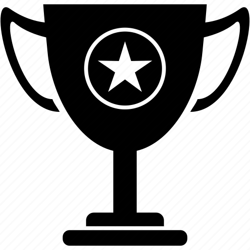 award, first place, prize, trophy, winner trophy icon