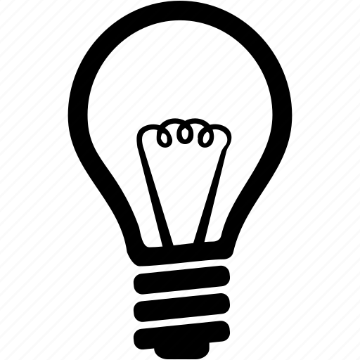 bright idea, conception, hypothesis, idea, imagination, light bulb, theory, thought icon