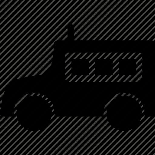 mini school bus, minibus, school bus, school van, student van, van, wagon icon