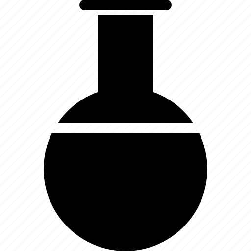 beaker, chemical, chemistry, conical flask, flask, laboratory flask icon