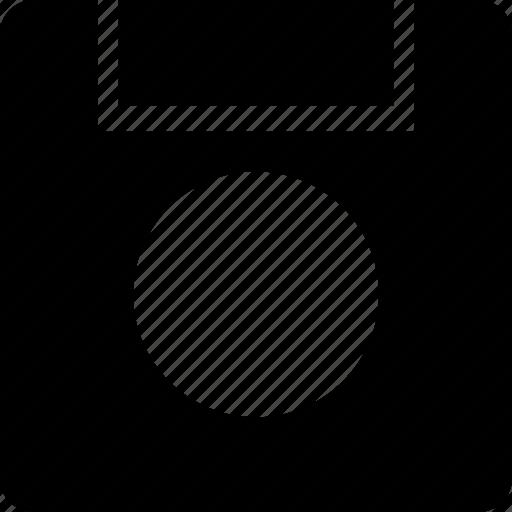 disk storage medium, diskette, floppy, floppy disk icon