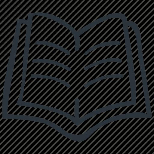 agenda, book, notebook, notes icon