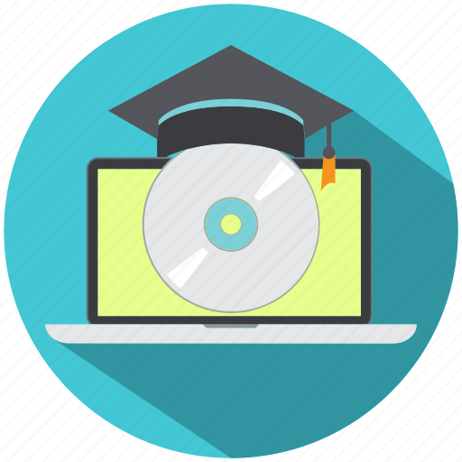 e-learning, education, internet, knowledge, learn, modern, online icon