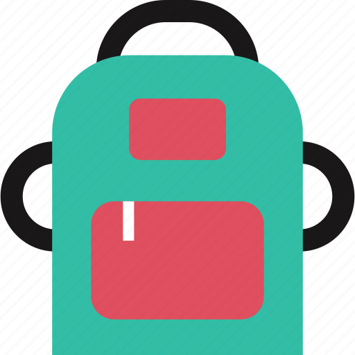 backpack, carry, item icon