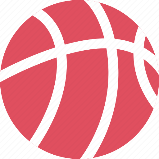 ball, basketball, play icon