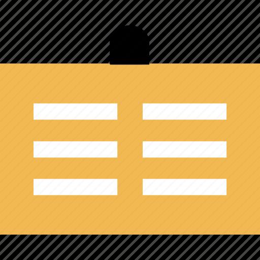 batch, id, identity, school icon