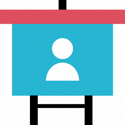 learning, person, staff icon