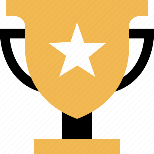 award, learning, star, trophy icon