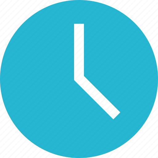 clock, education, time, watch icon