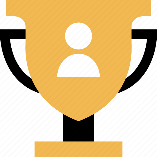 awary, one, trophy icon