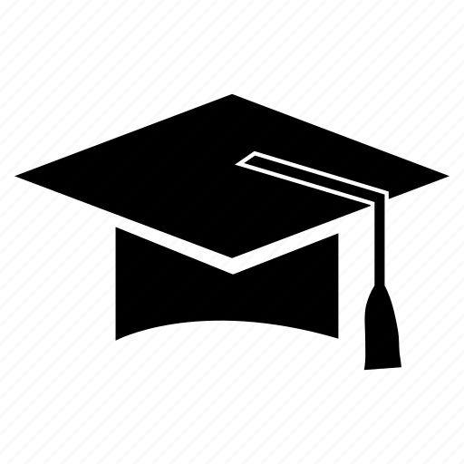 Education, graduation, hat, university icon - Download on Iconfinder