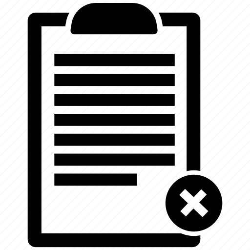crose, note, notepad, page, text icon