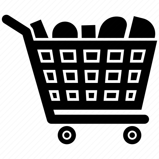 business, buy, cart, shop, shopping icon