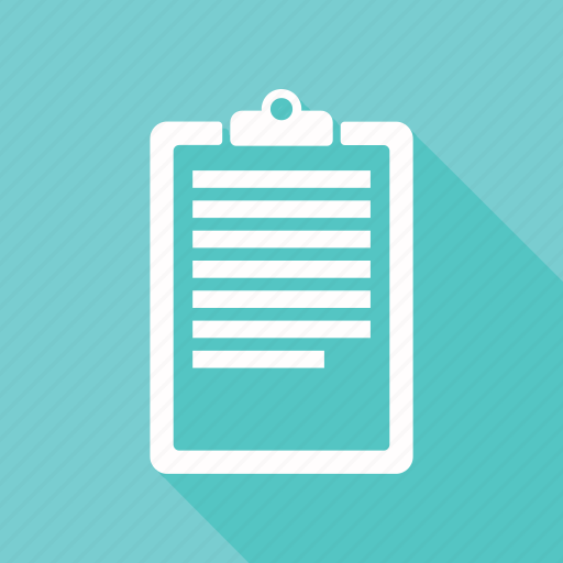Checklist, clipboard, note, notepad icon - Download on Iconfinder