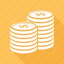 business, coin, finance, marketing