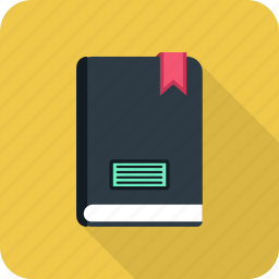 author, book, library, reading, work, writing icon