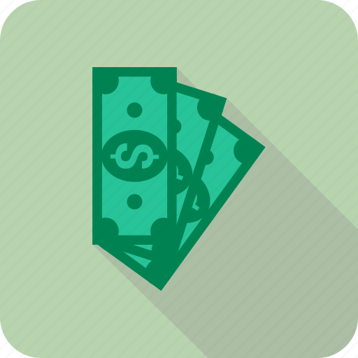 bills, business, cash, dollar, money, paper icon