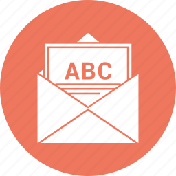 email, envelope, letter, mail, message, newsletter, reply icon