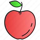 appel, education, learning, study icon
