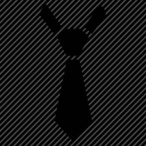 double windsor tie knot, formal tie, necktie, tie, windsor tie knot icon