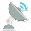 antenna, radar, satellite icon