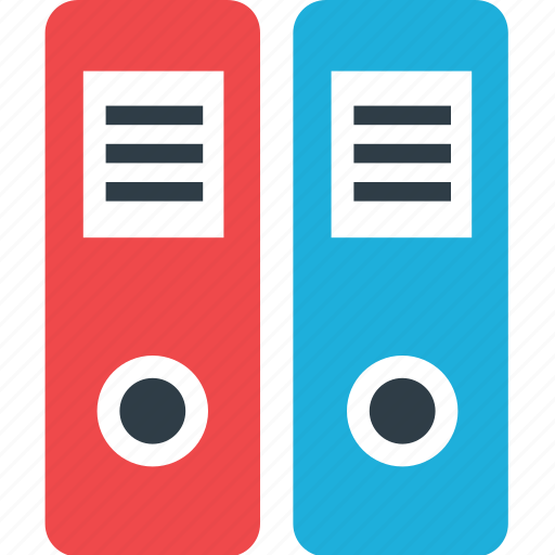 archives, documents, file folder, file storage, files rack icon icon