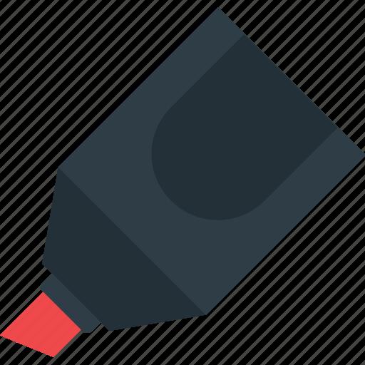 color fill, highlighter, marker, pen icon icon