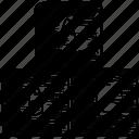 abc, game, puzzle icon