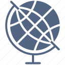 atlas, earth, geography, globe icon