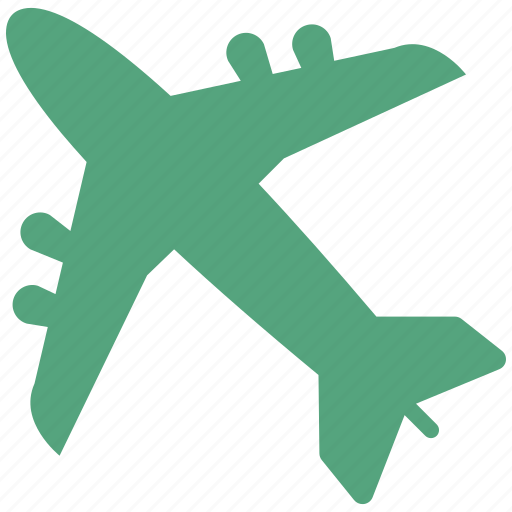 Airoplan, airport, plane, sign icon - Download on Iconfinder