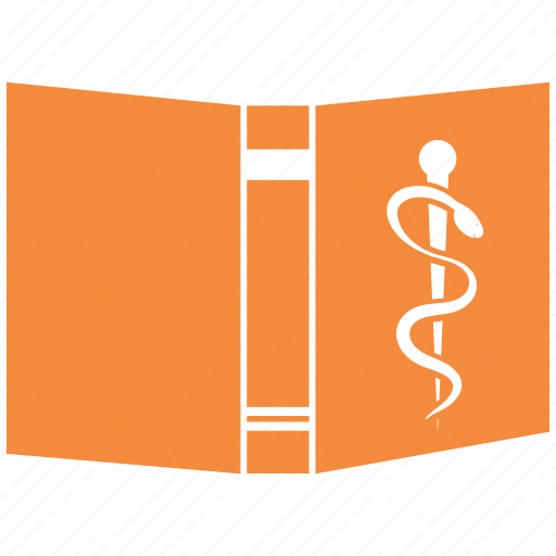 book, books, library, medical, reading icon