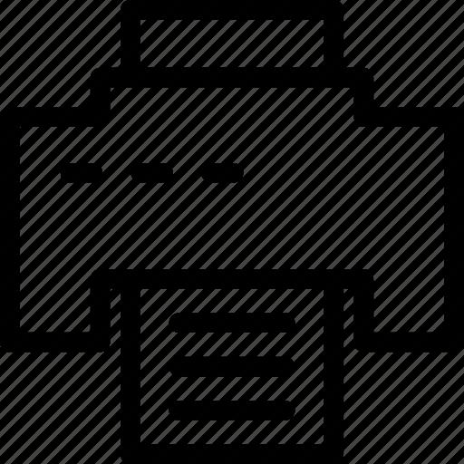 inkjet printer, printer, printer and scanner, scanner icon