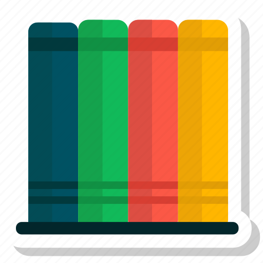 book, business, catalogue, library, reading icon