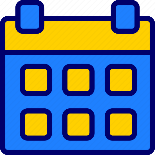 date, month, shcedule, vectoryland icon