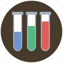 chemical, chemistry, experiment, test, tubes icon