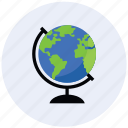 atlas, earth, geographu, globe, location, map icon