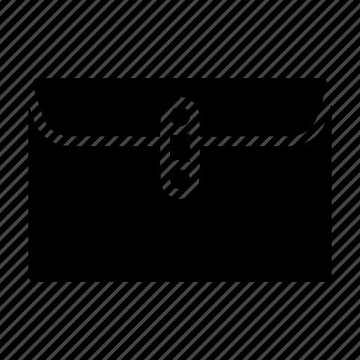 bag, office, portfolio, stationary icon